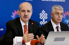 Numan Kurtulmuş'tan 'Eyüp Sultan' açıklaması