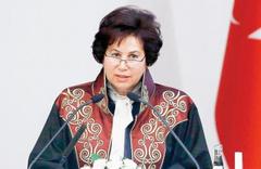Danıştay Başkanı Zerrin Güngör: Gerekirse yine söylerim