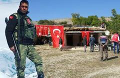 Afyonkarahisar şehidi Abdil Kılıç'ın yürek sızlatan baba evi