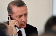 Erdoğan'dan Ertuç ailesine taziye