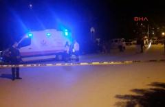 Ankara'da otomobilde evli çifte infaz