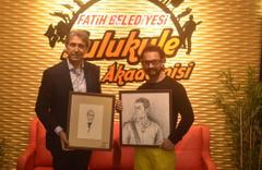 Sulukule Sanat Akademisi'nde Aamir Khan'a büyük sürpriz!