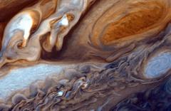 'Juno' Jüpiter'deki dev fırtınayı görüntüledi
