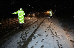 Ordu ve Giresun'da kar yağışı! Okullar tatil mi?