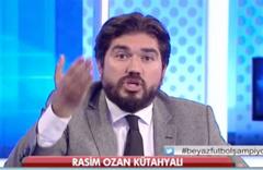 Rasim Ozan Kütahyalı Sabah'tan kovuldu mu ne dedi?