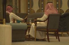 İşte Suudi prenslerin tutulduğu otel! Kameralar ilk kez girdi!