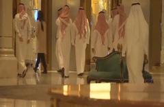 Suudi prenslerin gözaltında tutulduğu otele ilk kez kamera girdi