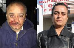 Öğretmenler Günü'nde öğretmen çifti İngiliz anahtarı ile dövdüler!