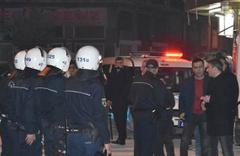 Konya'da Suriyeliler'in evlerine saldırdılar