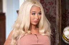 Barbie bebeğe benzemek için ölümü göze aldı!