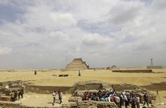 Kahire yakınlarında antik spor salonu keşfedildi