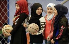 Suudi Arabistan'dan yeni açılım: Kadın basketbol turnuvası