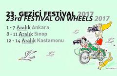 Gezici Festival yarın Ankara'dan başlıyor