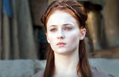 Sansa Stark Game of Thrones'un final bölümünü anlattı