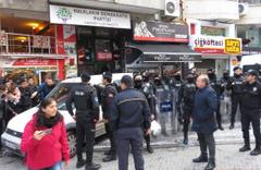 HDP Kadıköy ilçe binasına polis baskını