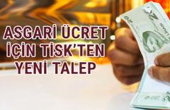 Asgari ücret 2018 ne kadar olacak Türk iş'ten yeni talepler