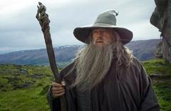 Sir Ian McKellen Gandalf rolünden vazgeçemiyor