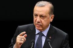 Erdoğan'dan sert tepki: Adi, alçak, terbiyesiz