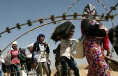 Suriye'den kaçan 83 göçmen yakalandı