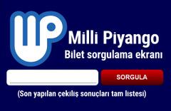 2018 Milli Piyango tam liste bilet sorgulama