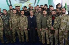 Suriye'de 30 grup birleşti!