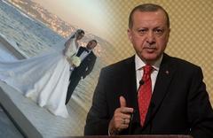 Sıra onlarda Cumhurbaşkanı Recep Tayyip Erdoğan...