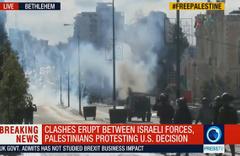 Kudüs'te öfke cuması çıkışı İsrail eteş etti