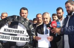 Erdoğan'a hakaret içeren karikatüre tepki