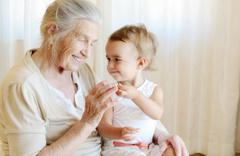 Büyükanne maaşına rekor başvuru sayı inanılmaz ama...