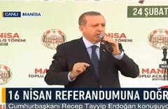 Erdoğan'dan ikinci referandum sinyali şimdiden hatırlatıyorum...