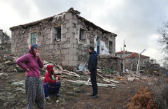 Çanakkale'de bir yeni deprem daha oldu!