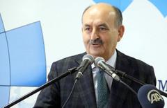 Mehmet Müezzinoğlu : 'İstifanı et cumhurbaşkanı adayı ol'