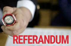 Referandum rüzgarı tersine döndü evet mi hayır mı önde?
