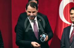 Cumhurbaşkanı Erdoğan'dan face time sürprizi!