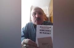 'Hayır' broşürünü okuyup CHP'yi yerden yere vurdu!