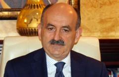 Bakan Mehmet Müezzinoğlu ameliyat oldu