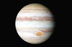 """Jüpiter'de """"Büyük Soğuk Leke"""" keşfedildi"""