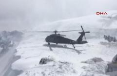 Yüksekova'da gerçekleştirilen operasyon görüntüleri
