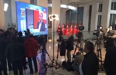MHP'de Bahçeli'nin konuşması bekleniyor