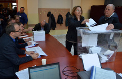 Referandum rekoru o ilçe yüzde 97.2 oyla 'evet' dedi