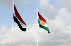 Kerkük'te bayrak krizinden sonra şok karar