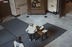 76 yaşındaki kadına saldırdılar