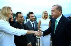 Serdar Ortaç'tan referandum yorumu Erdoğan için söyledikleri bomba