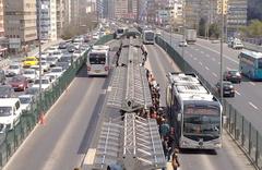 1 Mayıs 2017 metrobüs - metro ve marmaray çalışıyor mu?
