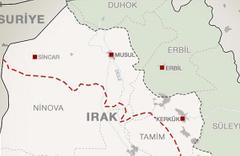 Sincar nerede TSK PKK'nın ikinci Kandil'ine giriyor