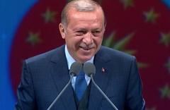 Erdoğan 'nasıl bilirdiniz' deyince… İlginç anlar...