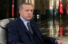 Erdoğan'ı hiç böyle görmediniz işte torunu Ahmet Akif ile o fotoğrafı