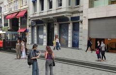 İstiklal Caddesi'nin çehresi değişiyor