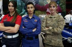 İşte Jandarmanın yeni kıyafetleri