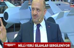 Milli Savunma Bakanı Fikri Işık canlı yayında açıkladı!